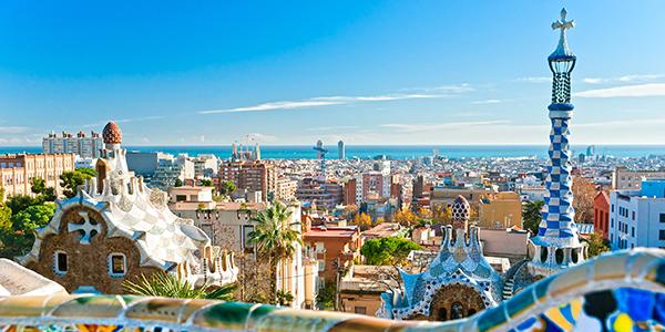 Så var det att plugga i Barcelona